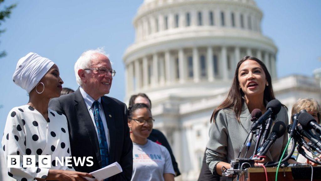 Ocasio-Cortez 'set to endorse Bernie Sanders for president'