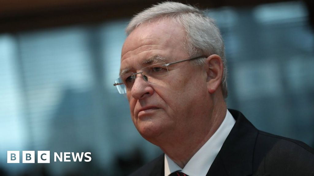 Volkswagen and former boss face US lawsuit over Dieselgate