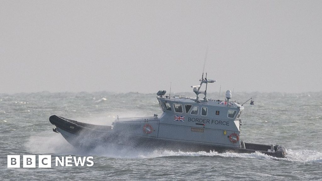 Channel migrants: Four boats stopped in three hours