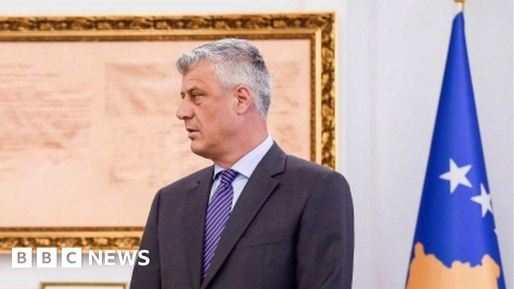 Kosovo president indicted for war crimes thumbnail