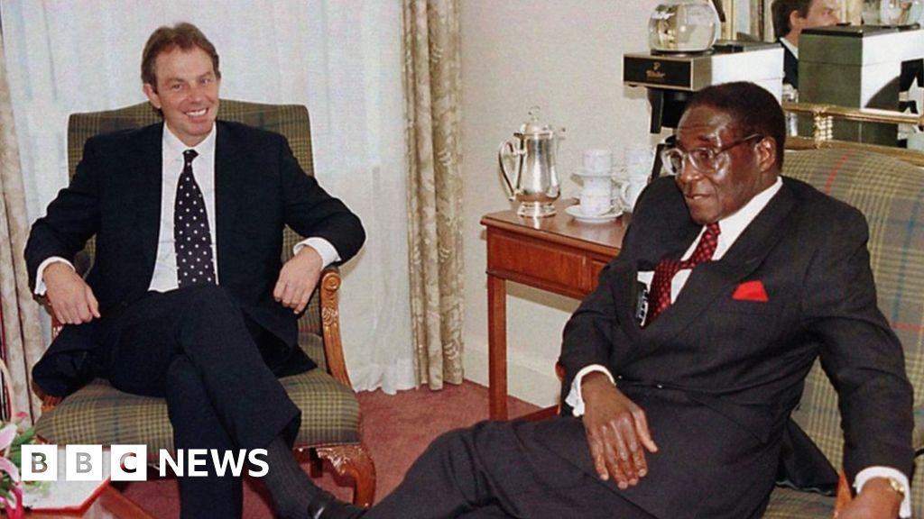 How Uk Zimbabwe Relations Went Sour Bbc News