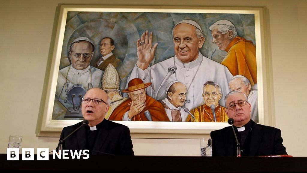 All Chileu0027s 34 bishops offer resignation to