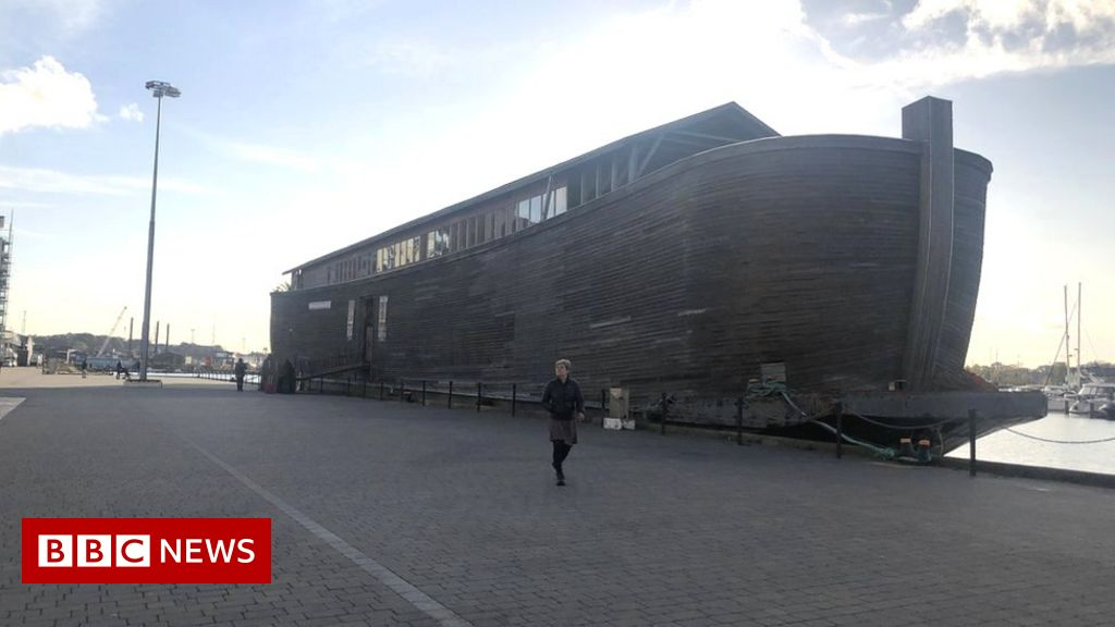 Giant Noah's Ark replica 'a talking point'