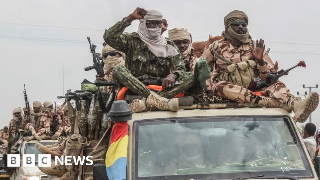 Chad claims win over rebels after President Déby's death