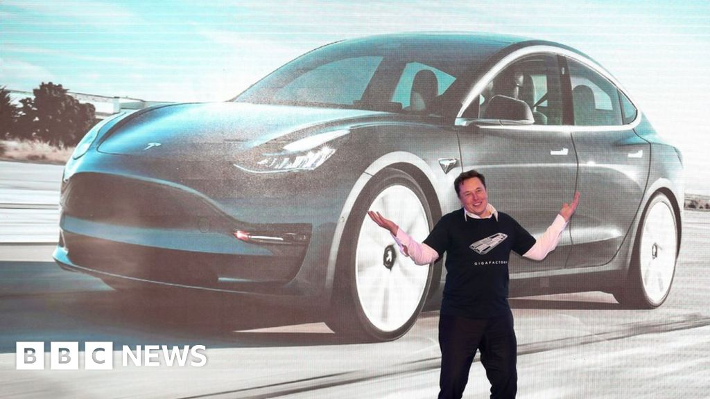 Tesla gives New York hundreds of ventilators