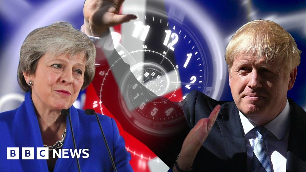 Brexit: All the times Britain had a deadline for leaving the EU but didn t