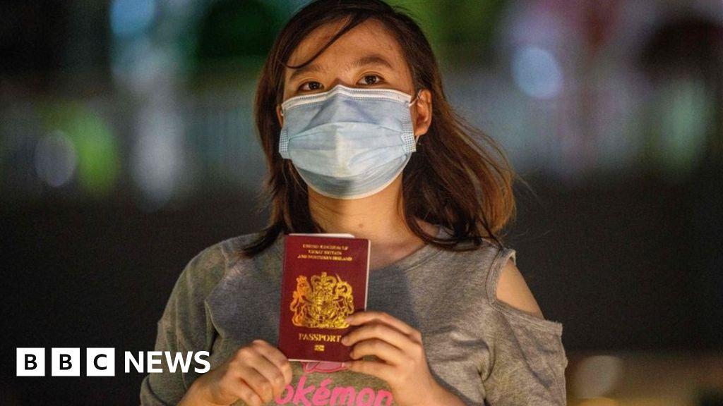 Special UK visa for Hong Kong residents from Sunday