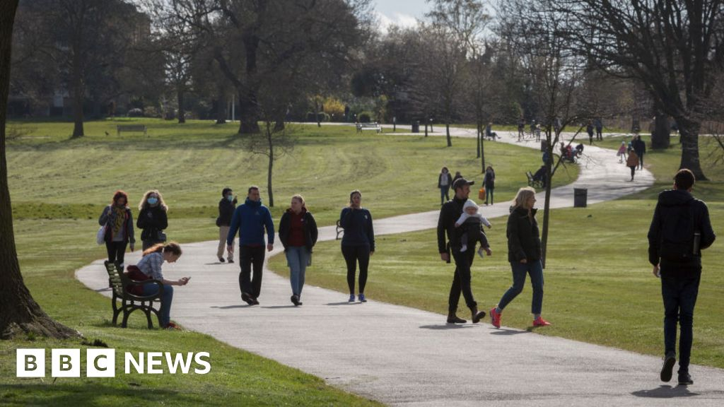 Coronavirus: Easter warnings from the police, parks and councils