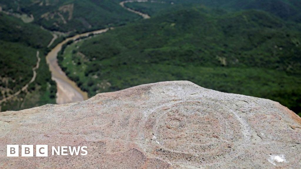 Mexico archaeology: Pre-Hispanic ruins found on mountaintop