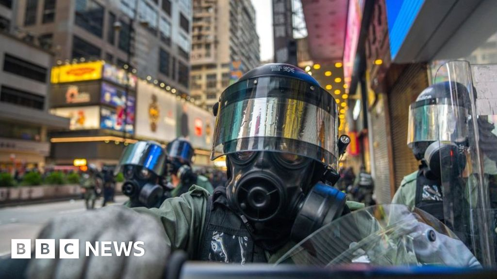 The Hong Kong Protests Explained In 100 And 500 Words Bbc News
