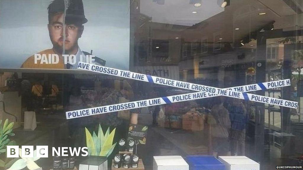 Lush drops 'anti-spy cops' campaign