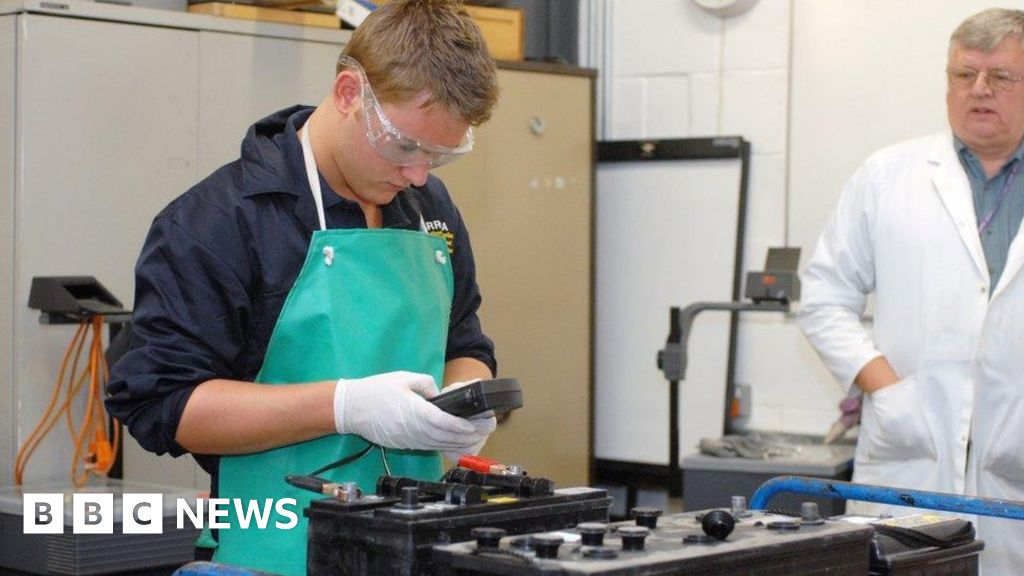 Universities degree 'not the only route to success'
