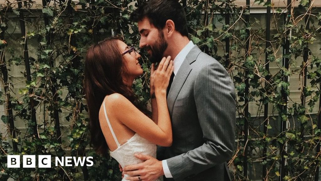 The 'nerdy' encounter that led to marriage