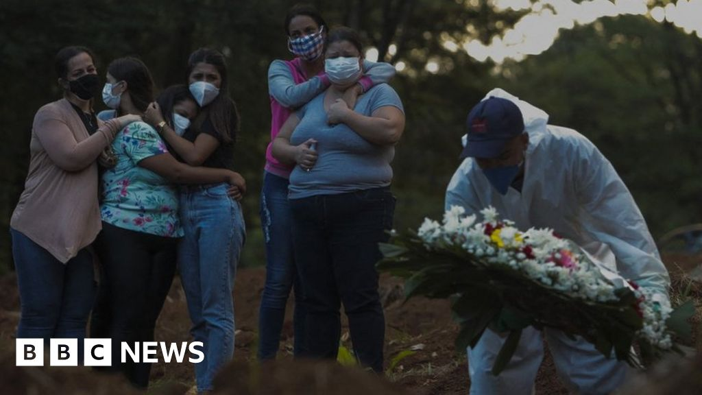 Covid: Brazil has more than 4,000 dead for the first time in 24 hours