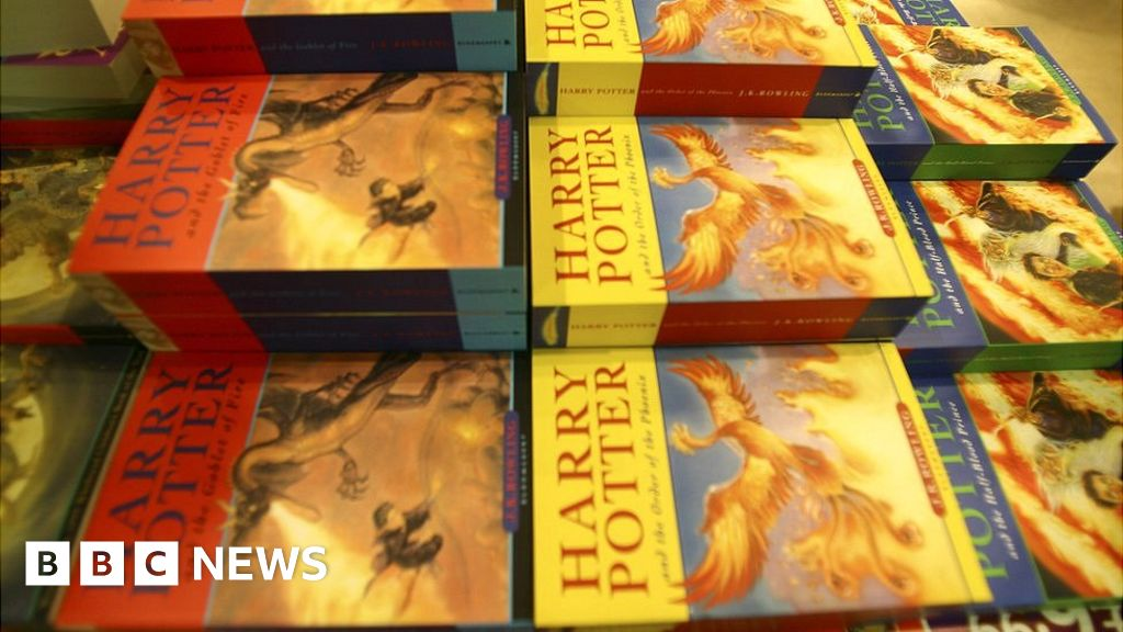 Harry Potter publisher Bloomsbury hit by US-China tariffs