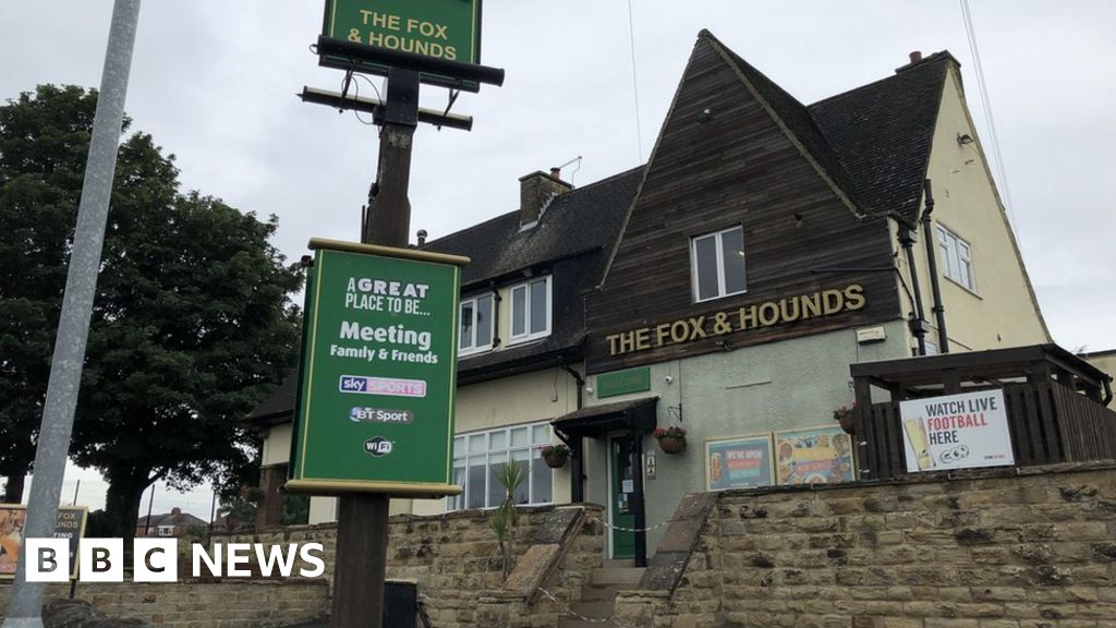 Coronavirus: Three England pubs close after positive tests