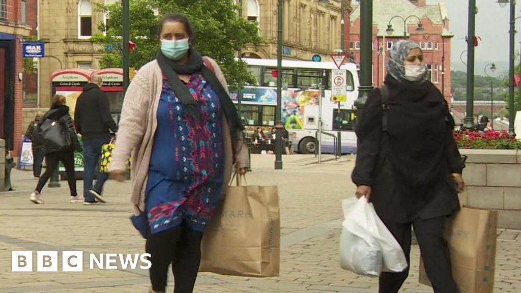 Coronavirus: Tighter rules for Oldham, Pendle and Blackburn