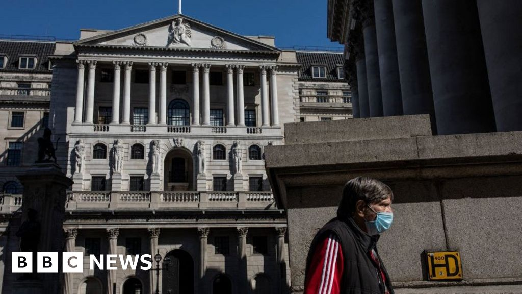 Downturn less severe than feared - Bank of England