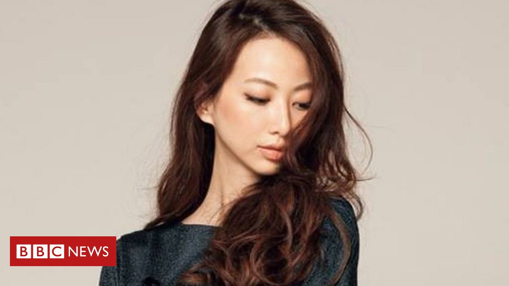 Can T Hide It Forever The Model Who Became A Meme Bbc News