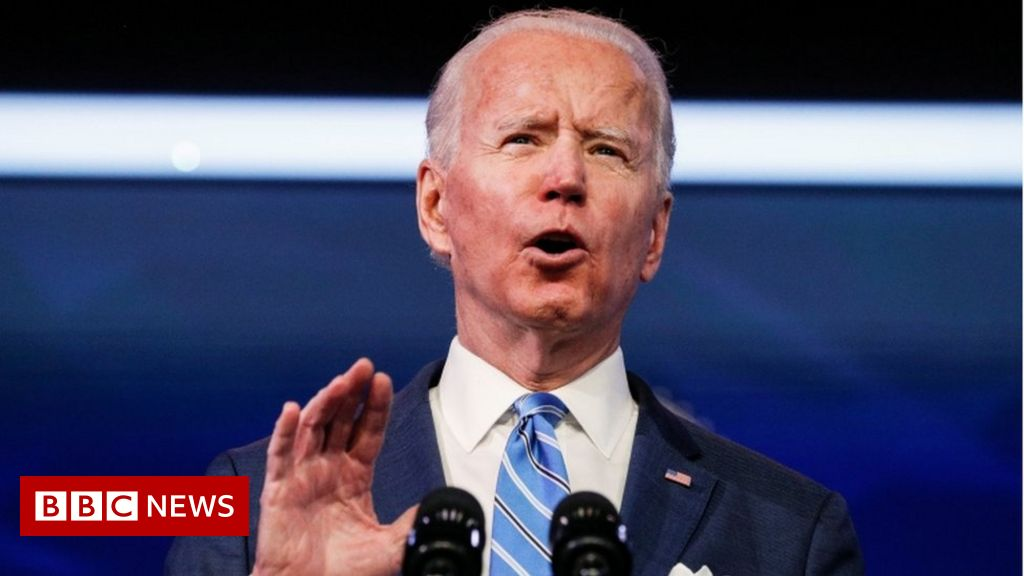 Biden unveils .9tn US economic relief package