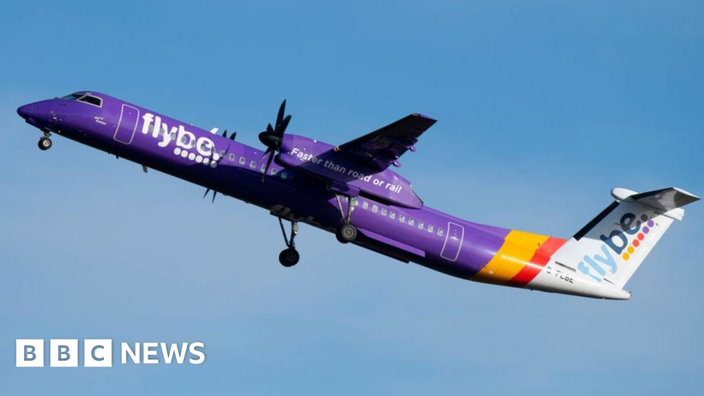 Government considers ownership stake in Flybe