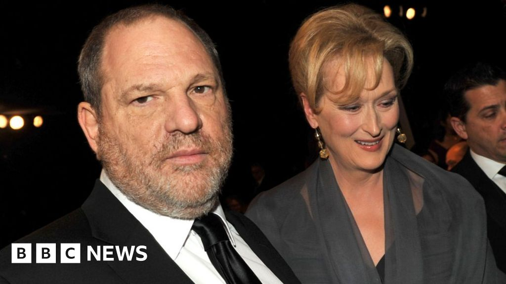 Weinstein sorry for using Streep and Lawrence to ward off lawsuit