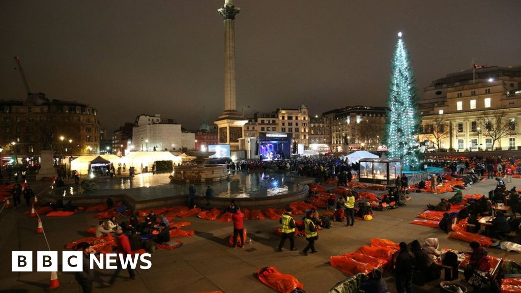 World's Big Sleep Out: Thousands support homelessness charities