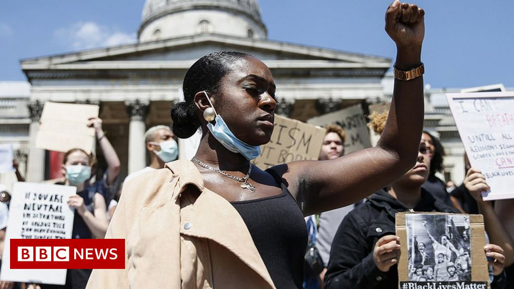 George Floyd s death: Why the protests resonance in the UK