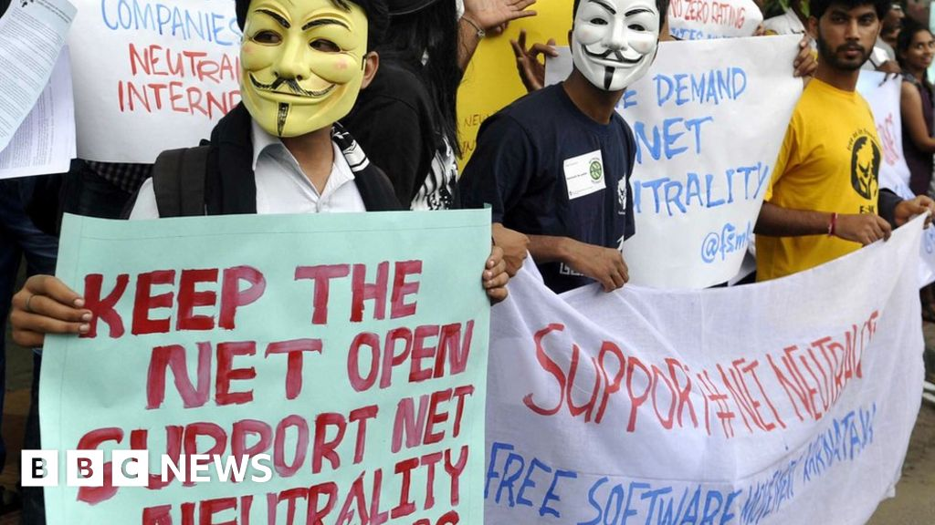 India adopts 'strongest' net neutrality