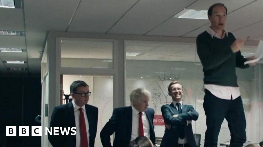 TV drama recalls EU referendum campaign