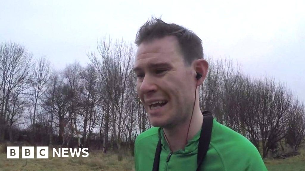 Does Millom have the toughest park run in the UK? - BBC News
