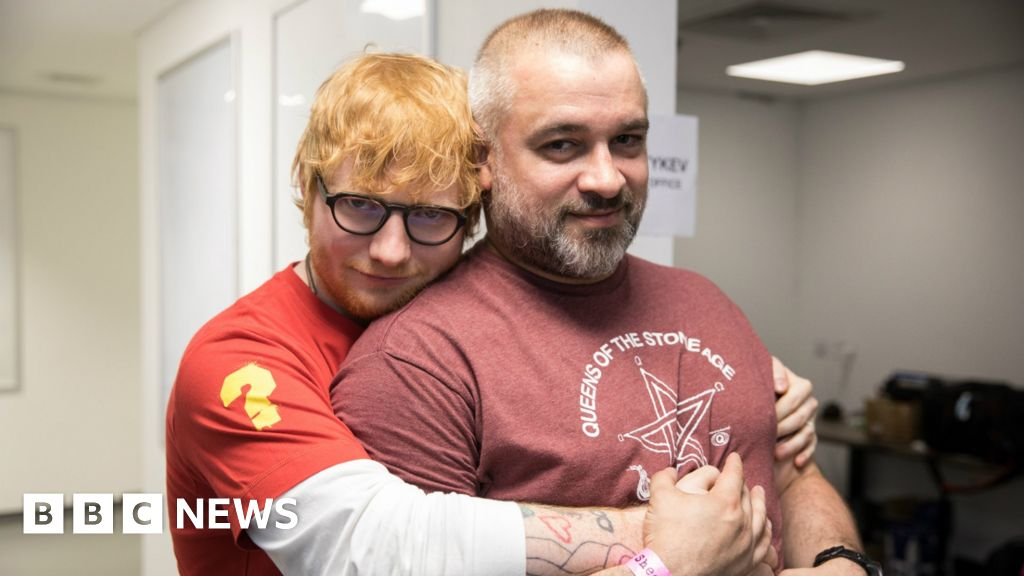 'We are very conscious of too much Ed Sheeran' thumbnail