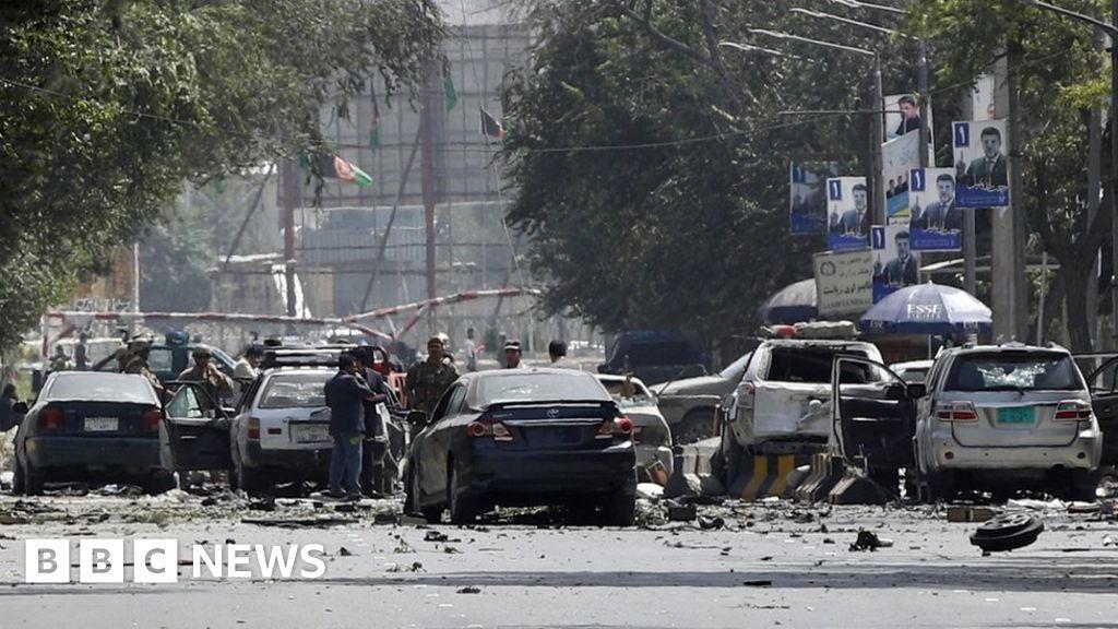Afghanistan violence: Car bomb attack in Kabul kills 10