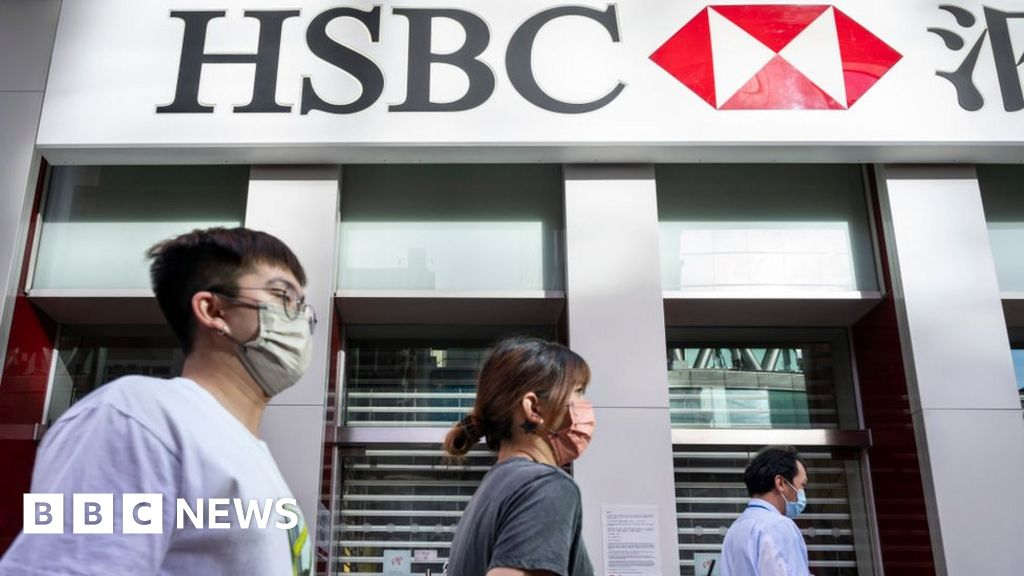 Banking giant HSBC sees first half profit more than double