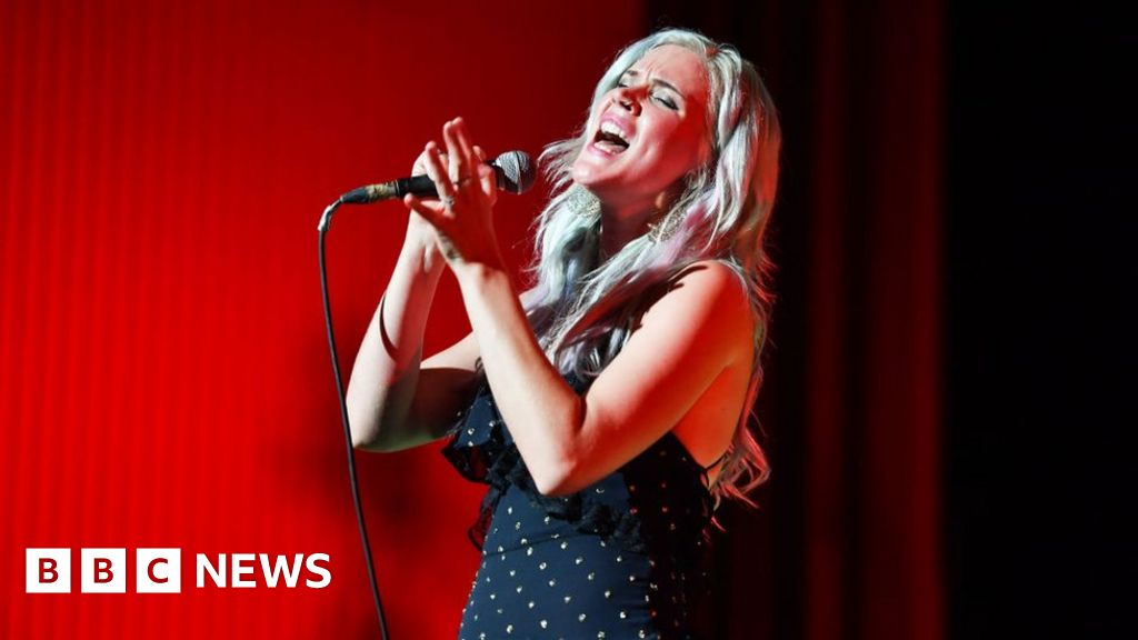 Joss Stone performs in North Korea on world tour