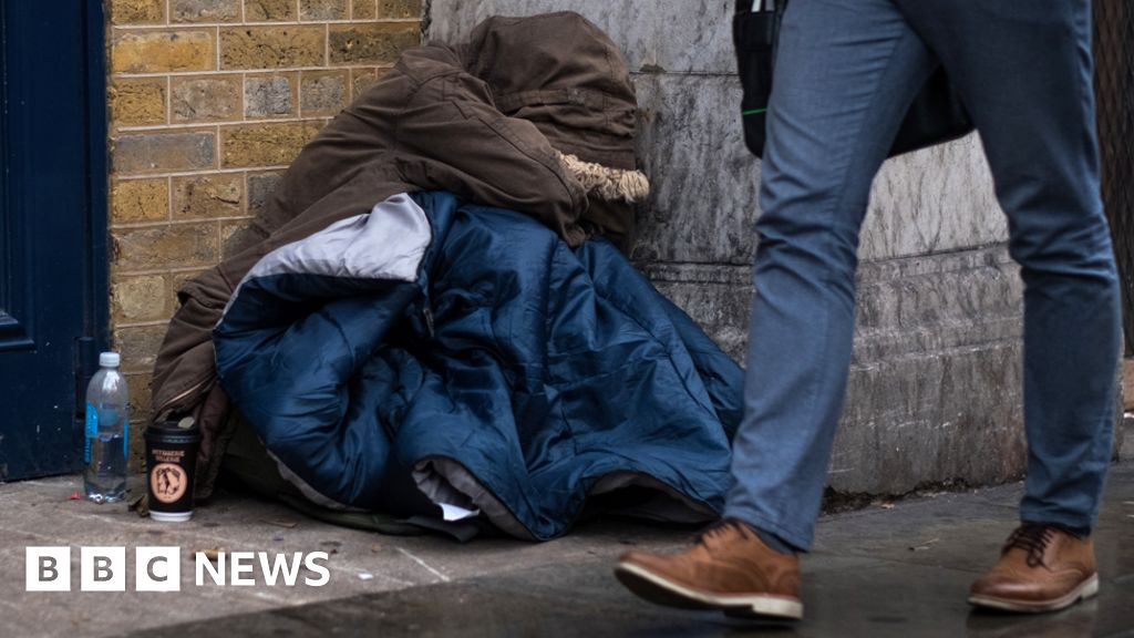 homelessness applications on the rise in scotland