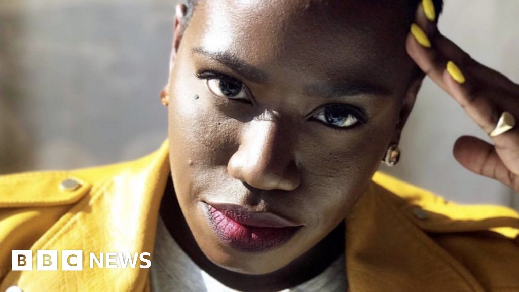 """Candice Brathwaite: """"I have never been more aware of my blackness"""