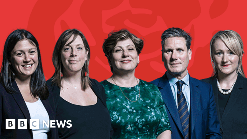 Who will be Labour's next leader?