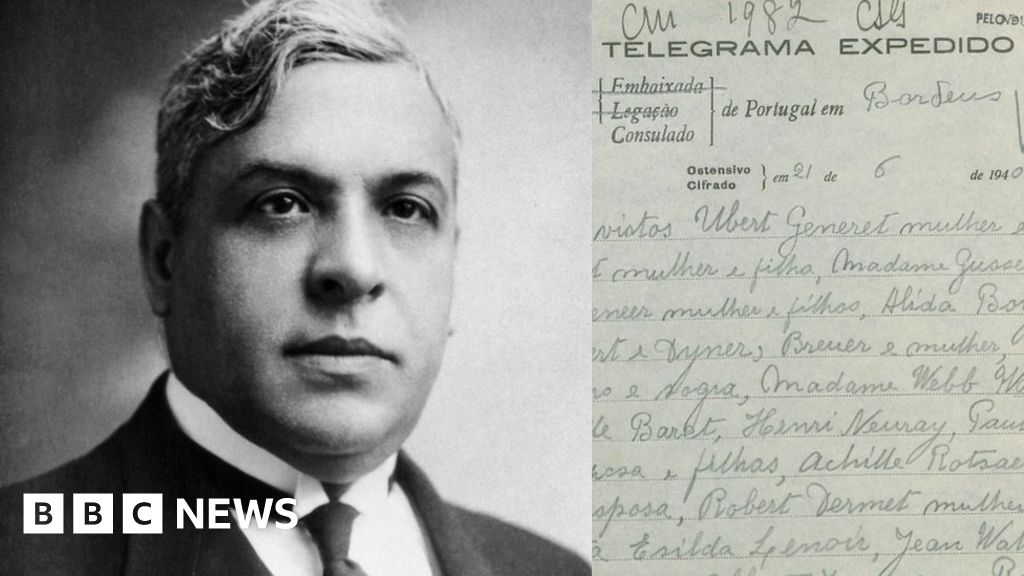 Portugal, finally, Consul detects saved thousands from the Holocaust