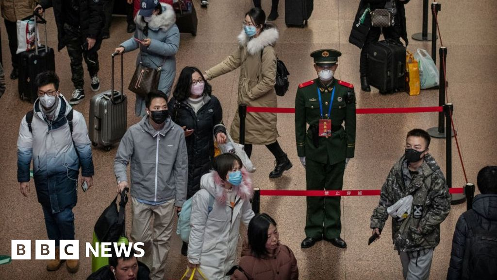 China's travel industry counts cost of coronavirus