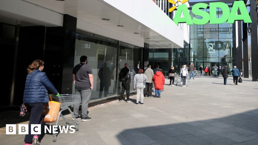 , Asda beefs up anti-Covid security for Christmas, Saubio Making Wealth