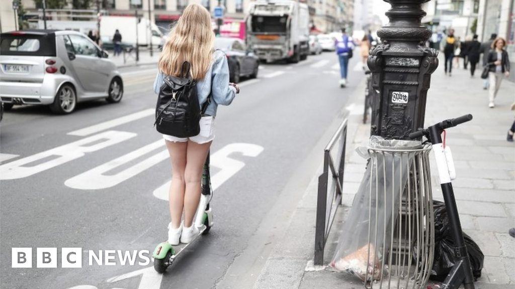 Copenhagen cracks down on drunk scooter driving