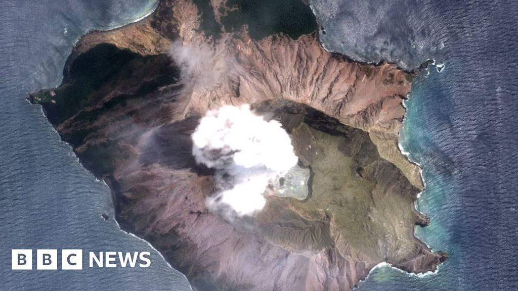 White Island volcano: Death toll rises to eight, police say