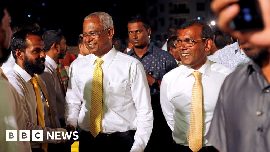 President's party set for big Maldives win