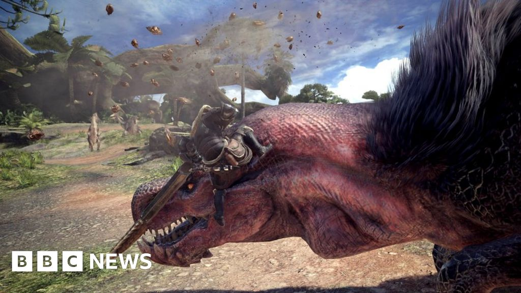 Monster Hunter World sales yanked by China