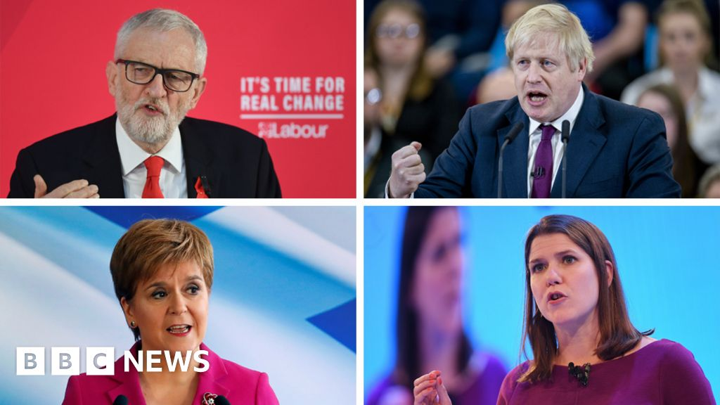 General election 2019: Parties make last pitches on final campaign day