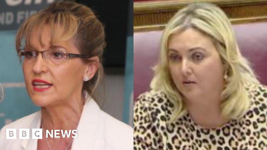 Sinn Féin's Martina Anderson and Karen Mullan stepping down