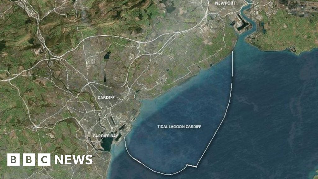 8bn Cardiff tidal lagoon power deal 'agreed' - BBC News