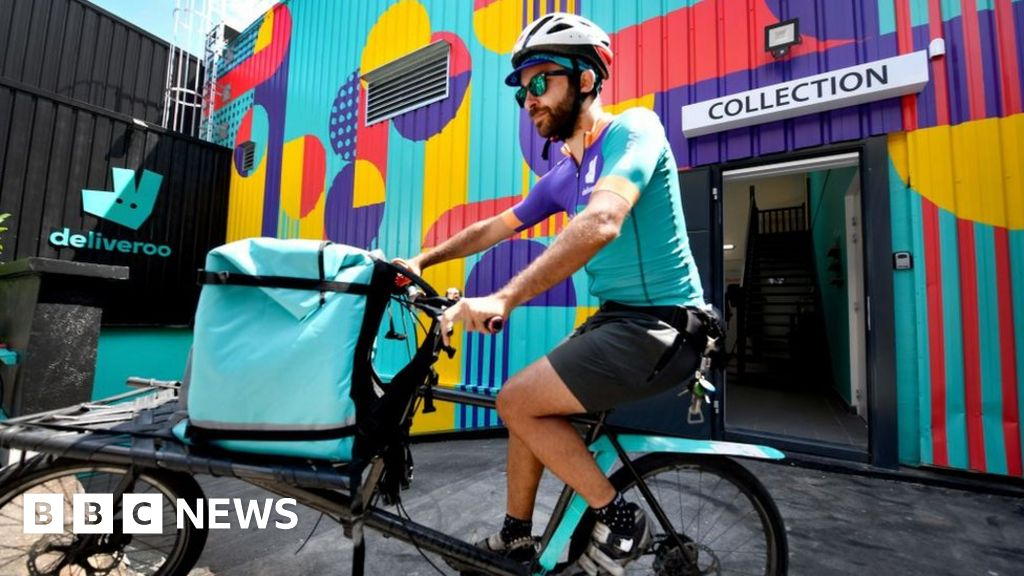 Amazon told to answer Deliveroo deal concerns in five days