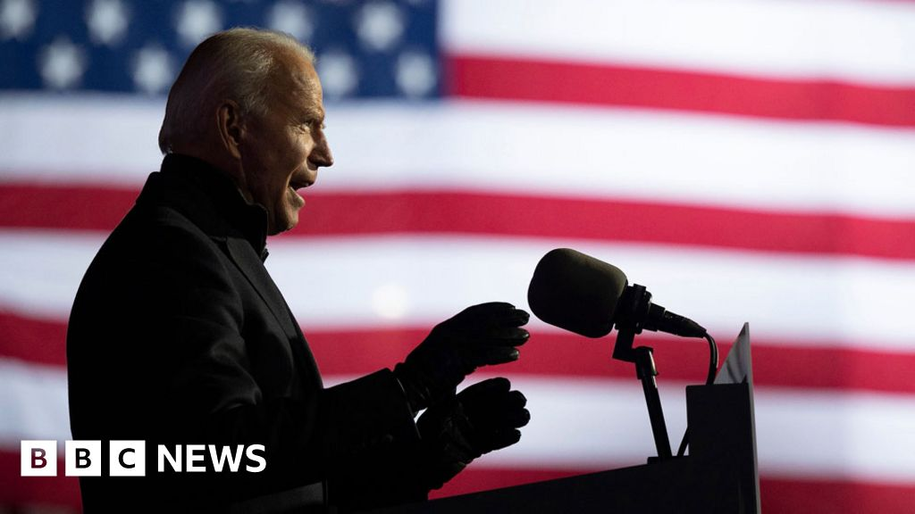 US election results: Biden has won election. What happens now?